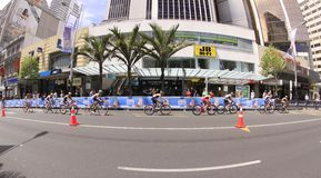 2012 ITU World Triathlon Grand Finals Royalty Free Stock Image