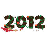 2012 Jungle Stock Image