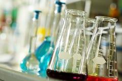 2012 juni laboratorium Royaltyfria Foton