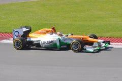 2012 Kanadyjczyka Di F1 uroczysty Paul prix resta Zdjęcie Stock
