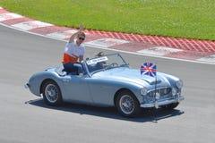 2012 Kanadyjczyka Di F1 uroczysty Paul prix resta Fotografia Royalty Free