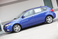 2012 Kia Forte Royalty Free Stock Photography