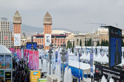 2012 kongresu wiszącej ozdoby świat Obraz Stock