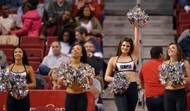 2012 la pallacanestro degli uomini del NCAA - gufi del tempio Immagini Stock