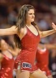 2012 le basket-ball des hommes de NCAA - hiboux de temple Photographie stock libre de droits