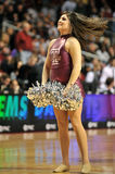 2012 le basket-ball des hommes de NCAA - hiboux de temple Photos libres de droits