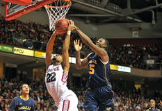 2012 le basket-ball des hommes de NCAA - hiboux de temple Photographie stock libre de droits