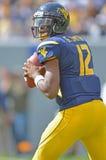 2012 le football de NCAA - Baylor @ WVU Photos stock