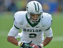 2012 le football de NCAA - Baylor @ WVU Photos libres de droits