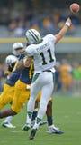 2012 le football de NCAA - Baylor @ WVU Photo libre de droits