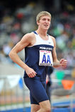 2012 Leichtathletik - Penn Zustand-Sieg-Schoss Lizenzfreie Stockfotos