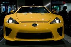 2012 Lexus LFA bij NAIAS Stock Foto