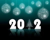 2012 loga nowy rok Zdjęcia Stock