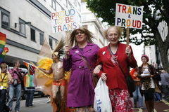 2012 London stolthet, Worldpride Royaltyfri Bild