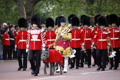 2012, marchando el color Imágenes de archivo libres de regalías