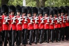 2012, marchando el color Foto de archivo