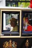 2012, marchando el color Fotografía de archivo libre de regalías