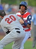 2012 MiLB - Fourth of July in the Minors Royalty Free Stock Photography