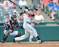2012 MiLB - Fourth of July in the Minors Royalty Free Stock Image