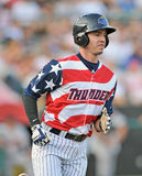 2012 MiLB - Fourth of July in the Minors Royalty Free Stock Photos