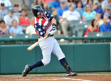 Free 2012 MiLB - Fourth Of July In The Minors Royalty Free Stock Images - 25804199