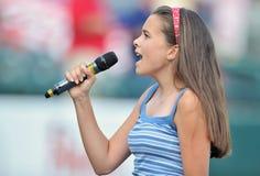 2012 MiLB - Vierde van Juli in de Minderjarigen Royalty-vrije Stock Fotografie