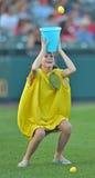 2012 MiLB - Vierde van Juli in de Minderjarigen Royalty-vrije Stock Foto's