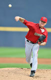 2012 Minor League Baseball - Eastern League Stock Image