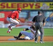 2012 Minor League Baseball - Eastern League Stock Images