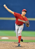 2012 Minor League Baseball - Eastern League Royalty Free Stock Image