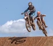 2012 Motocross van de Ingezetenen van Red Bull de Pro Stock Afbeelding