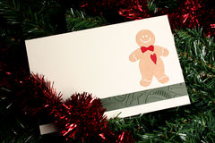 2012 - números del bingo Foto de archivo libre de regalías