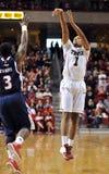 2012 NCAA Basketbal - sprongschot Stock Foto
