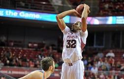 2012 NCAA de Actie van het Basketbal van Mensen Royalty-vrije Stock Foto