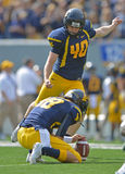 2012 NCAA football - Baylor @ WVU Royalty Free Stock Images