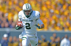 2012 NCAA football - Baylor @ WVU Stock Image