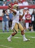 2012 NCAA football - USF @ Temple Stock Photos
