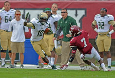 2012 NCAA football - USF @ Temple Stock Image