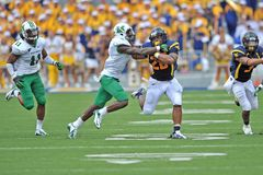 2012 NCAA Football - WVU vs Marshall Stock Photos