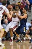 2012 NCAA het Basketbal van Mensen - de Uilen van de Tempel Stock Fotografie