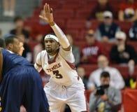 2012 NCAA het Basketbal van Mensen - de Uilen van de Tempel Royalty-vrije Stock Foto