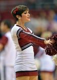 2012 NCAA het Basketbal van Mensen - de Uilen van de Tempel Stock Afbeelding
