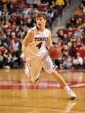 2012 NCAA het Basketbal van Mensen - de Uilen van de Tempel Stock Foto