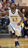 2012 NCAA het Basketbal van Mensen - Drexel - JMU Stock Foto