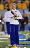 2012 NCAA voetbal - de Staat van K - WVU Royalty-vrije Stock Foto's