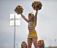 2012 NCAA Voetbal - WVU versus Marshall Stock Afbeelding