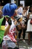 2012, Notting Heuvel Carnaval Royalty-vrije Stock Afbeeldingen
