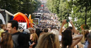 2012, Notting Hill Carnival Stock Photo