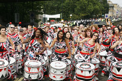 2012, Notting Hill Carnival Royalty Free Stock Photos