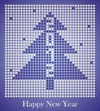 2012 nowego roku Zdjęcia Royalty Free